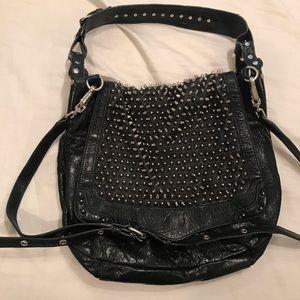 Rebecca Minkoff Distressed Leather Purse